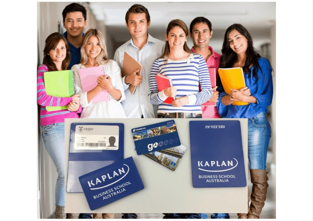 Card wallets for Students perfect for protecting student id cards