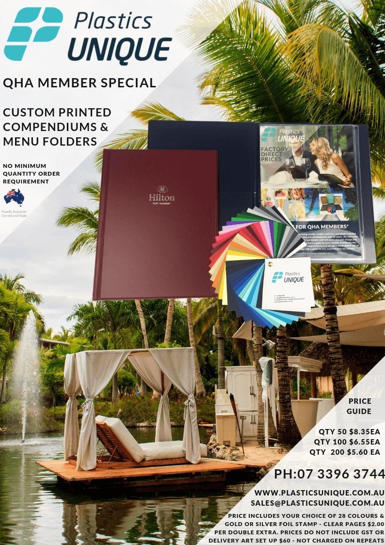 Custom Branded Room Compendiums