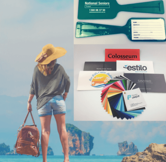 Ticket Wallets and Bag Tags for Travel Agents