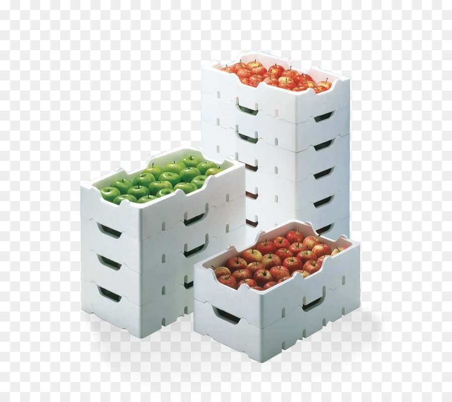 32-8 clear plastic lids for polystyrene fruit and vegetable packaging